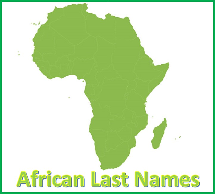 African Last Names