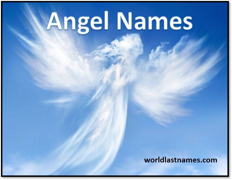 Angel Names