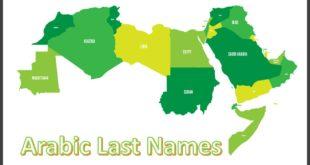 Arabic Last Names