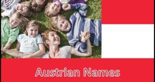 Austrian Names